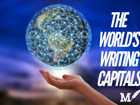 The World's Writing Capitals: The Top Global Cities for Writers