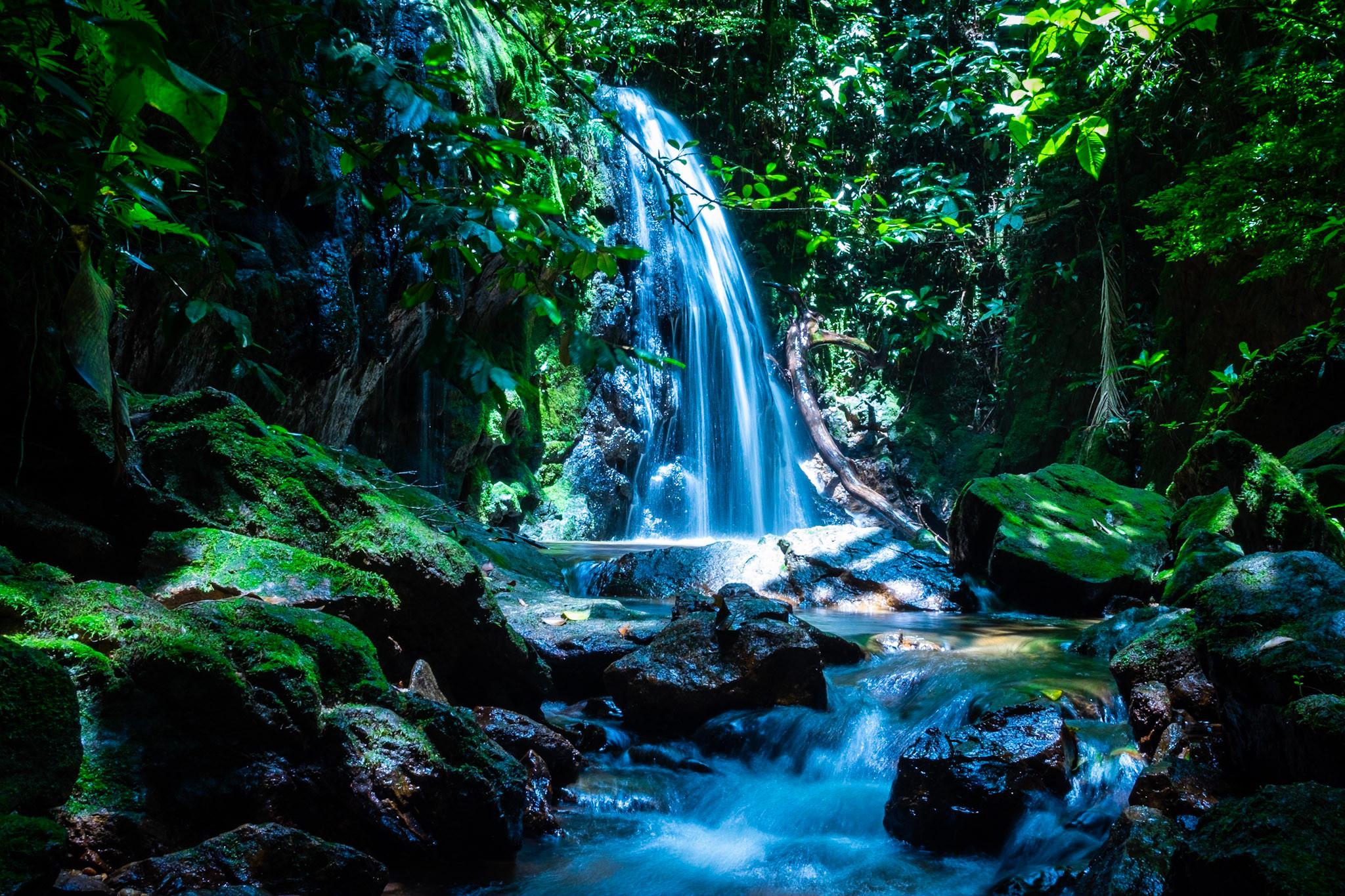 8 hours Sagui Waterfall - Level Hard