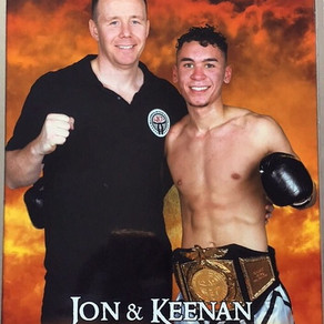 Dixon takes 2nd WKA World Title