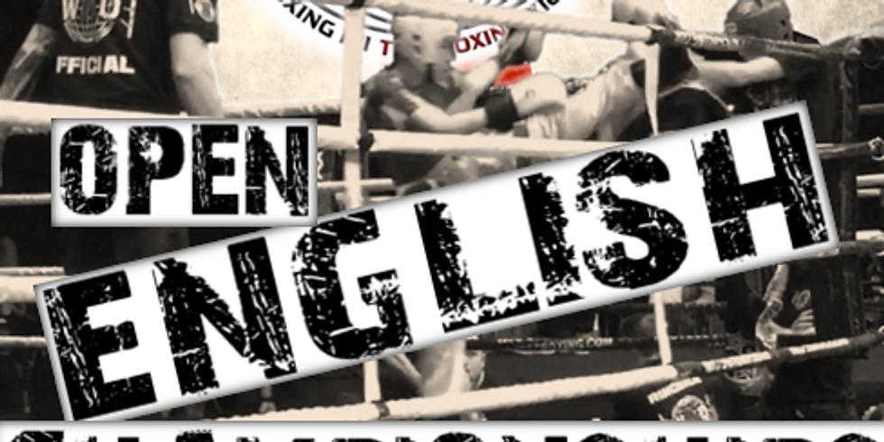 WKO English Open 2020