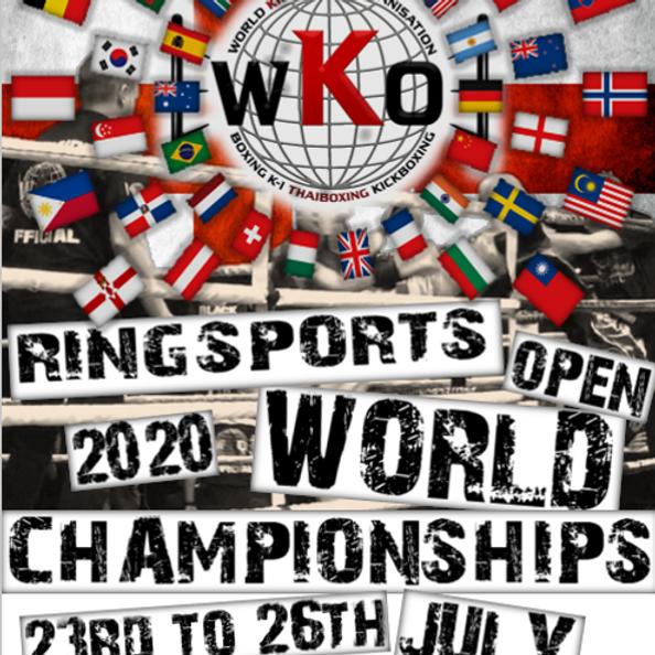 WKO 2020 Open World Championships