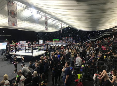 WKO English Open 2019  Sell out crowd again and the highest of standards on display   #onetowin