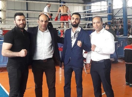WKO Iran Hosting WKO National Championships