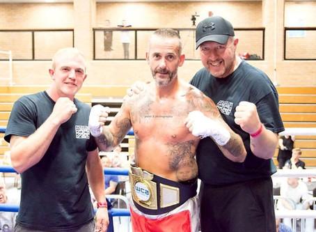 Rule Britannia! Nick Morrish: Fighter, Coach, Promoter