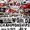 Thumbnail: 2019 WKO - OPEN WORLD CHAMPIONSHIPS BELT (DELUXE)