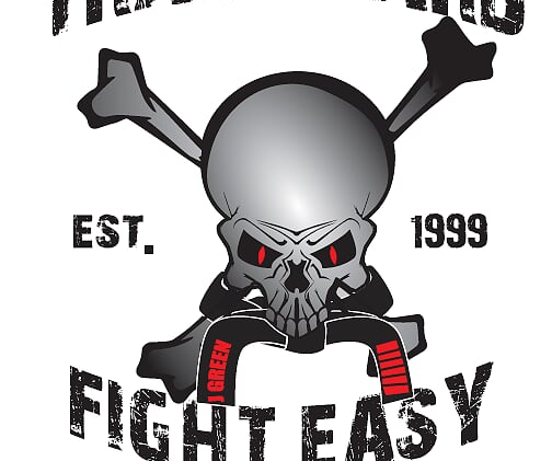 dragonfoot logo train hard fight easy.PN