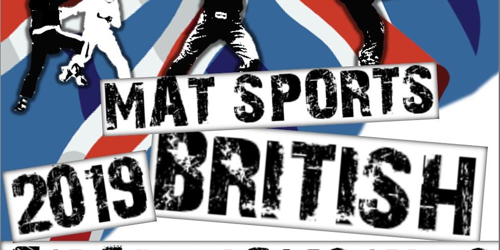 British Open (Tatami)