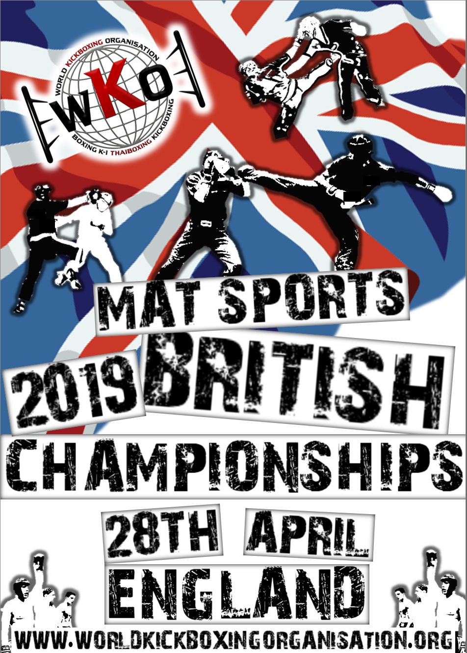 2019 BRITISH OPEN MAT SPORTS