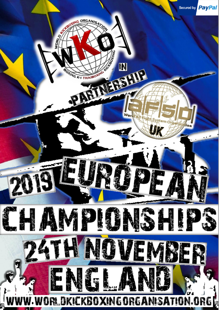 WKO EUROPEAN FLYER 2019