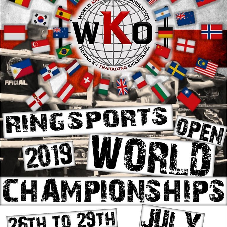 WKO Open World Championships 2019