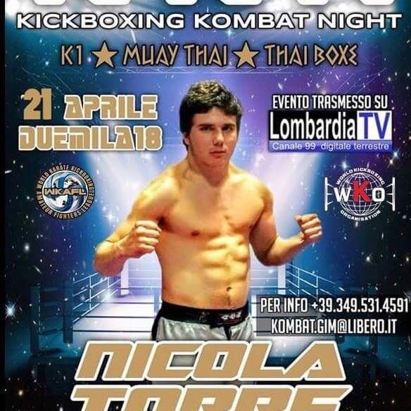 Kickboxing Kombat Night