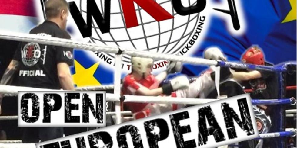 WKO European Open Championships