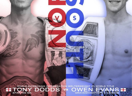 Dodds vs Evans  2 fighters too of their game well done Lisa Shelton maching this