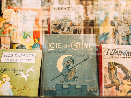 Kenormalan Baru Industri Buku