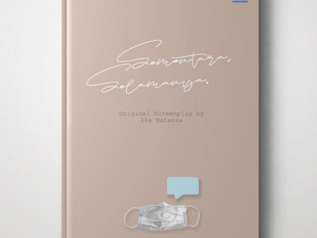 New Book: Sementara, Selamanya by Ika Natassa
