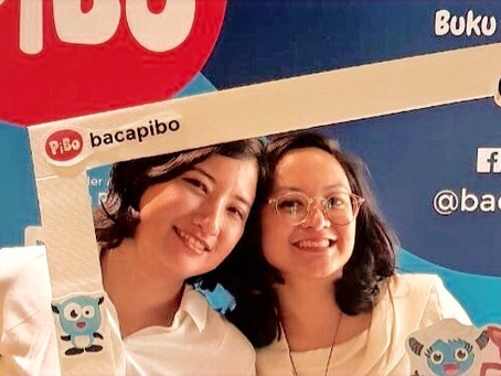 A Digital Library for the Children: An Interview with PiBo's Founder Mayumi Haryoto and Aisha Habir