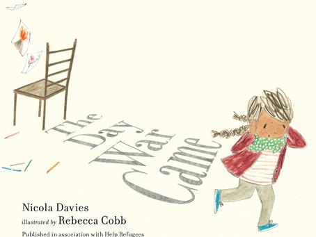 Resensi: The Day the War Came – (Nicola Davies & Rebecca Cobb)