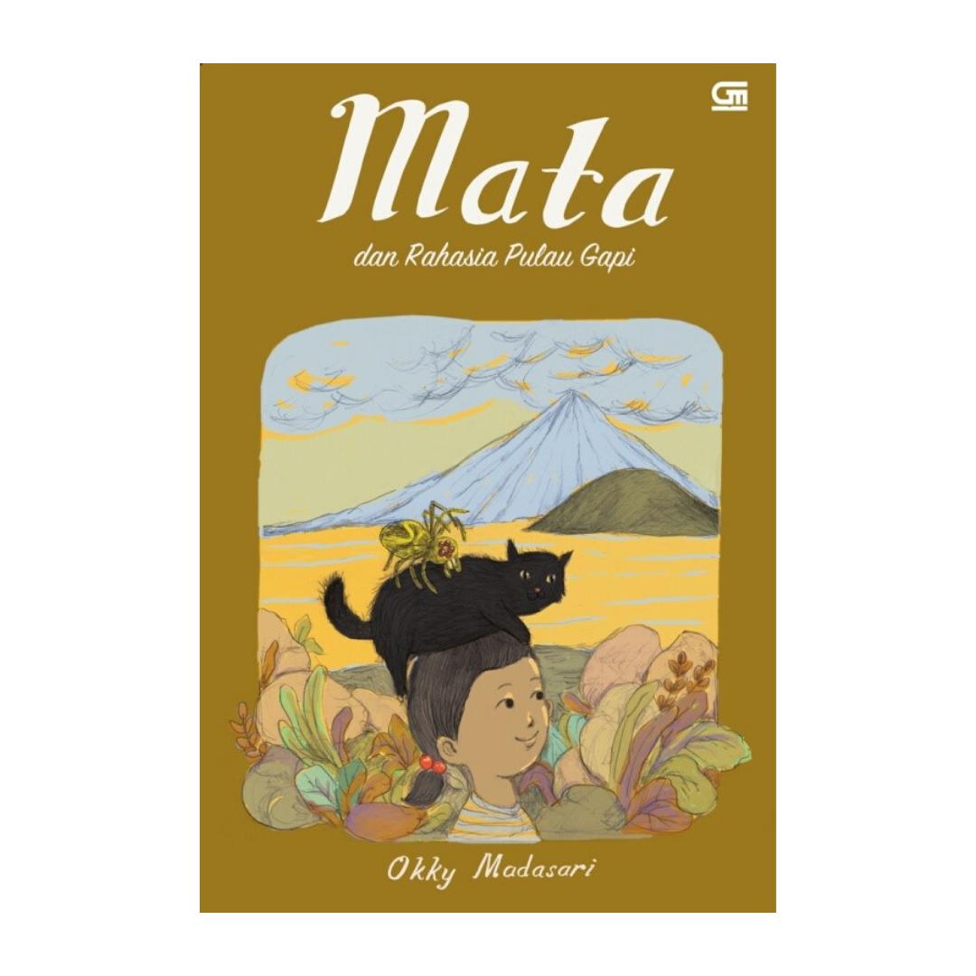 Mata and the Secret of Gapi Island