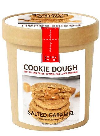 Cookie Dough: Salted Caramel