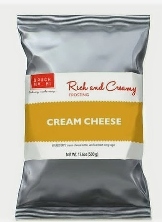 Frosting: Cream Cheese
