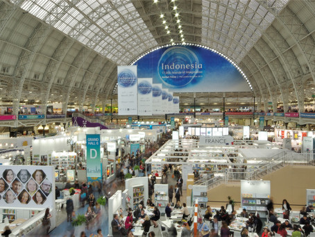 Reflections on National Book Day, Learning from the 2019 Market Focus London Book Fair