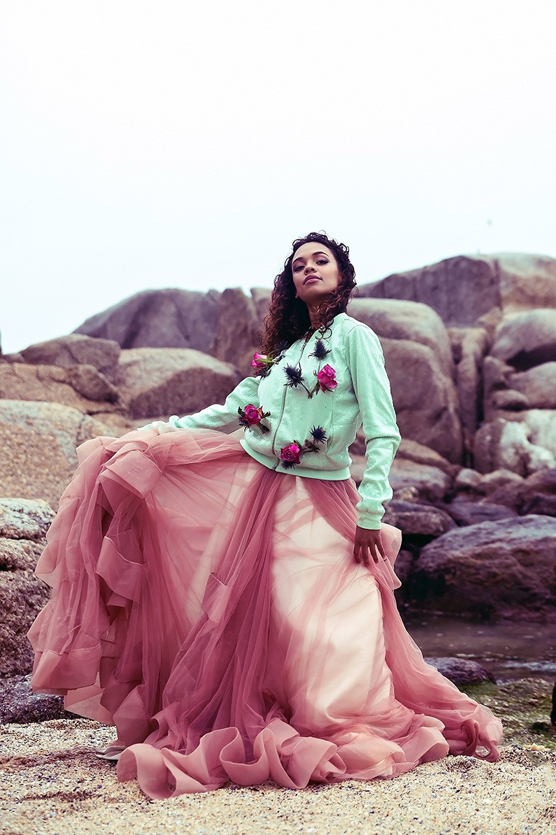 'Gypsy Rose' fashion editorial