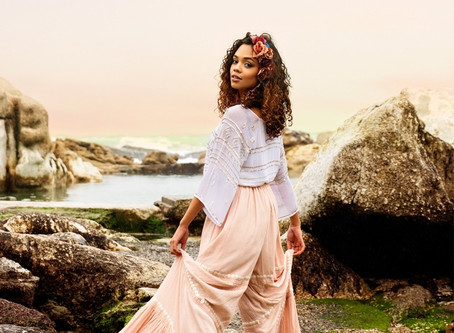 'Gypsy Rose' editorial
