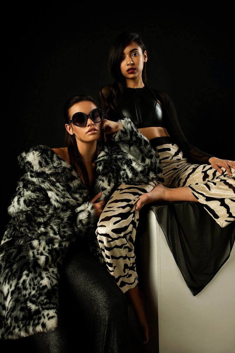 'Wild Thoughts' fashion editorial