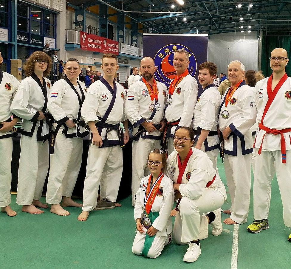 High five tang soo do koreaans karate leeuwarden zelfverdediging weerbaarheid