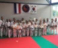 High Five Tang Soo Do Leeuwarden taekwondo karate zelfverdediging weerbaarheid