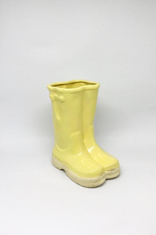 Galocha amarela
