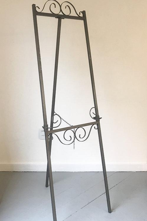 Cavalete ferro G