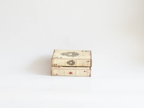 Conjunto caixa livros Cartas