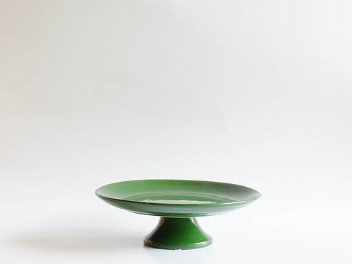 Prato Básico M verde musgo