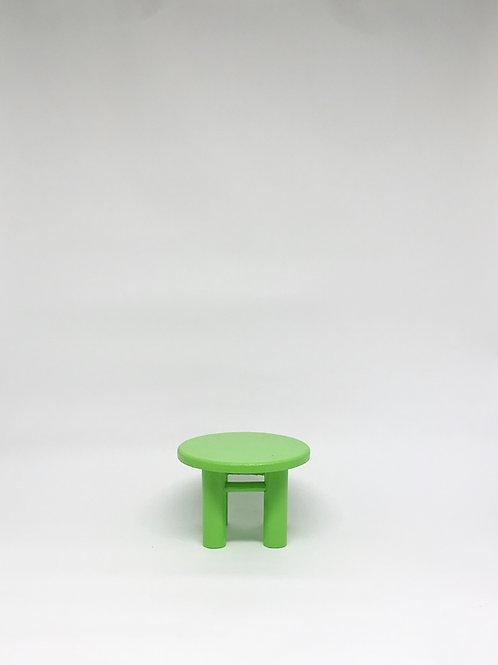 Banco Poli verde