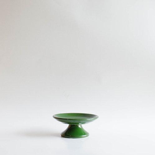 Prato Básico P verde musgo