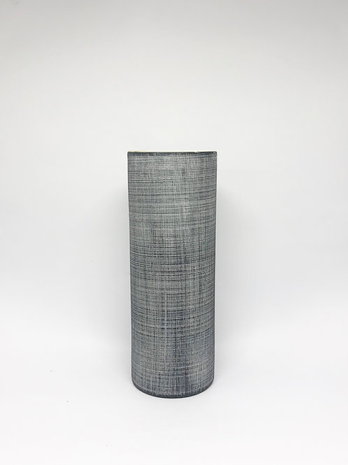 Vaso tecido preto