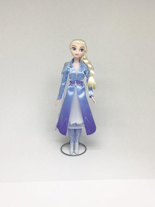 Boneca princesa Elsa (Frozen 2)