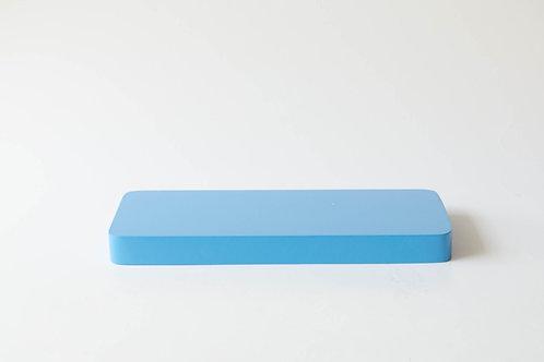 Bandeja laqueada azul ceu