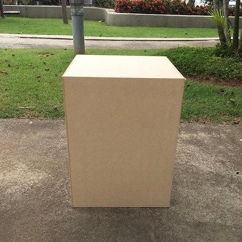 Cubo Forração 45(L)x45(P)x60(A)