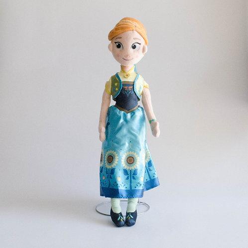 Princesa Ana pelucia (Frozen Fever)