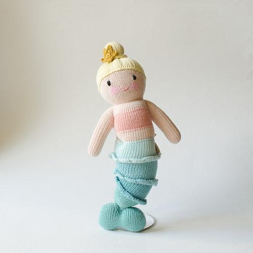 Sereia tricot loira