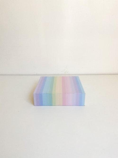 Caixa arco iris candy