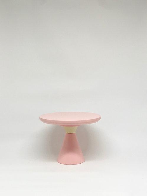 Prato Milão base rosa