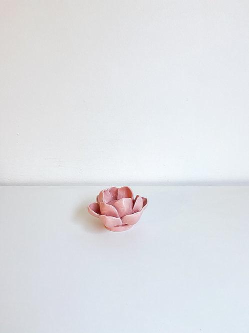 Adorno Flor rosa