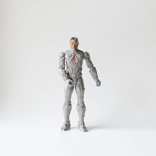 Boneco Cyborg
