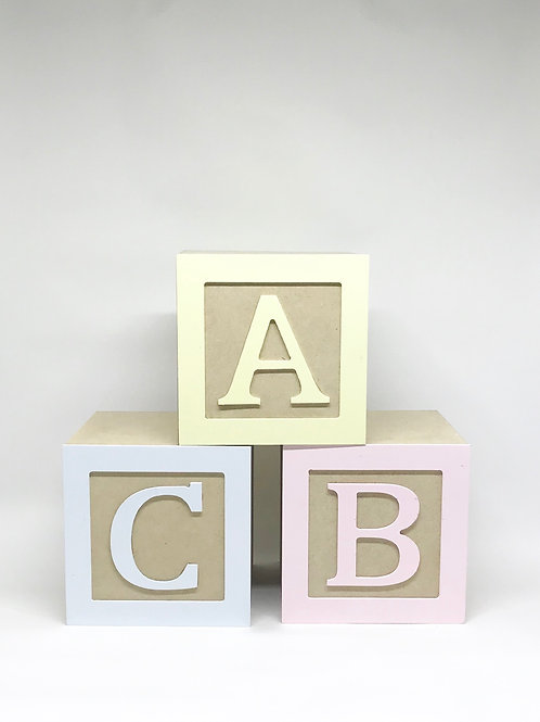 Cubos ABC