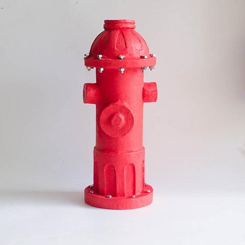 Hidrante papel marche