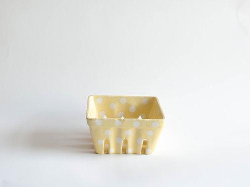 Bowl Poa amarelo