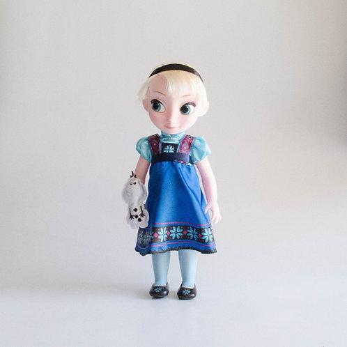 Princesa Elsa (Frozen Fever)